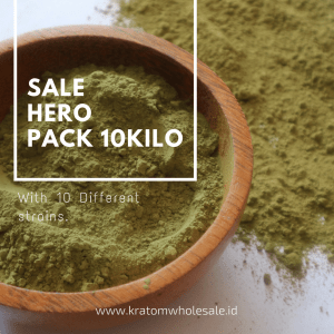 kratom wholesale hero pack